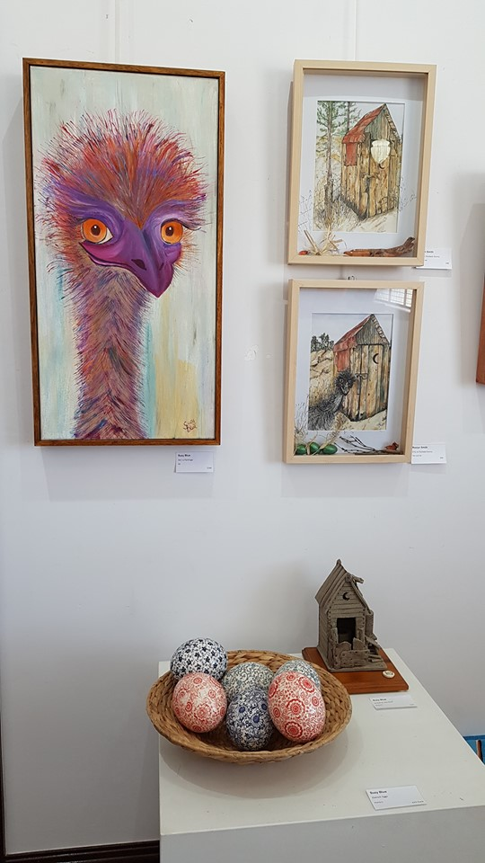 Kingaroy Regional Art Gallery Works