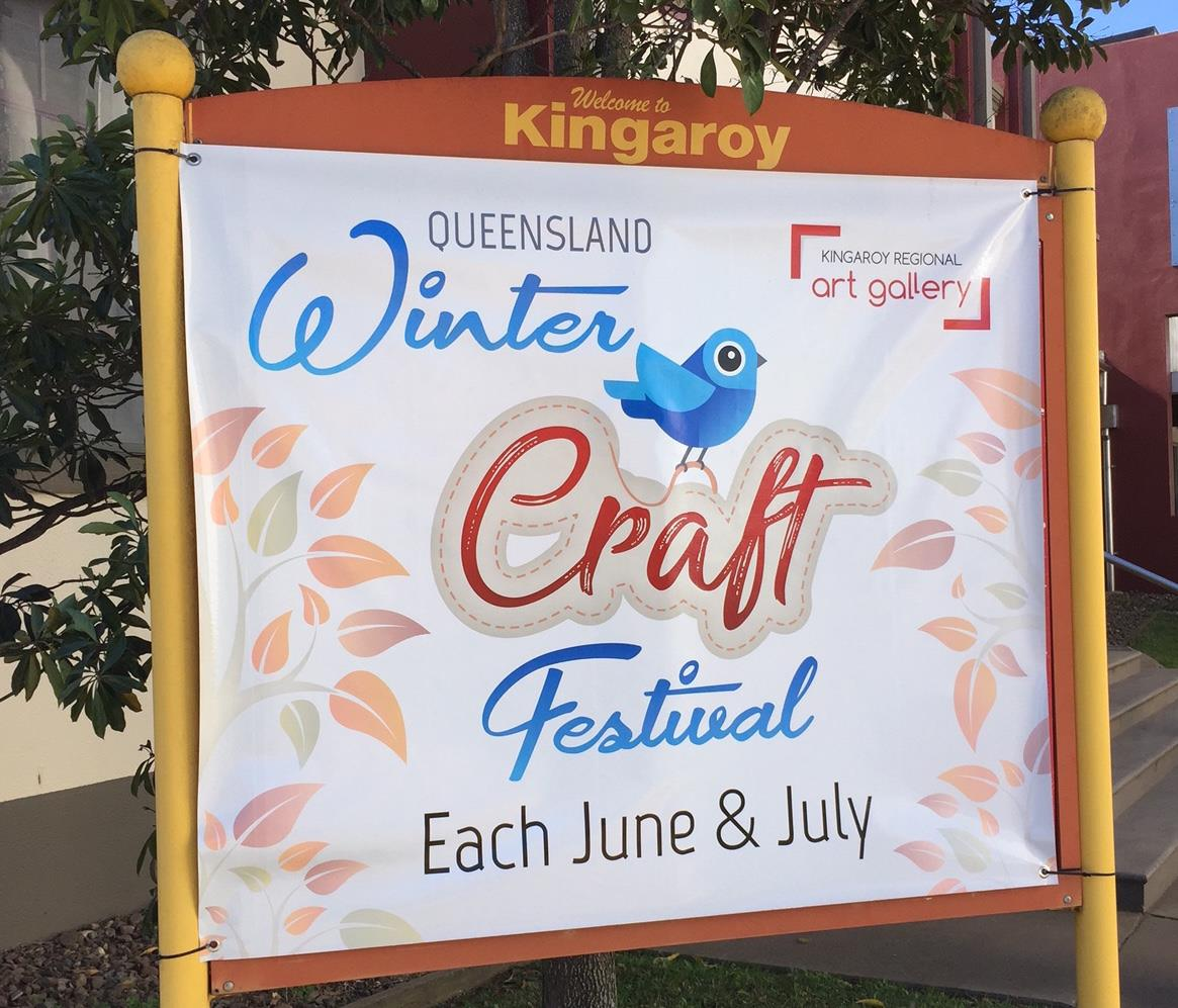 QLD Winter Craft Festival June & July