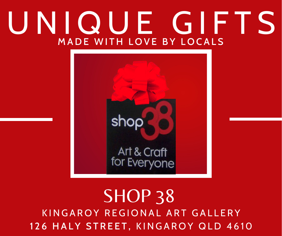 Unique Gifts, Handmade by locals, Shop 38