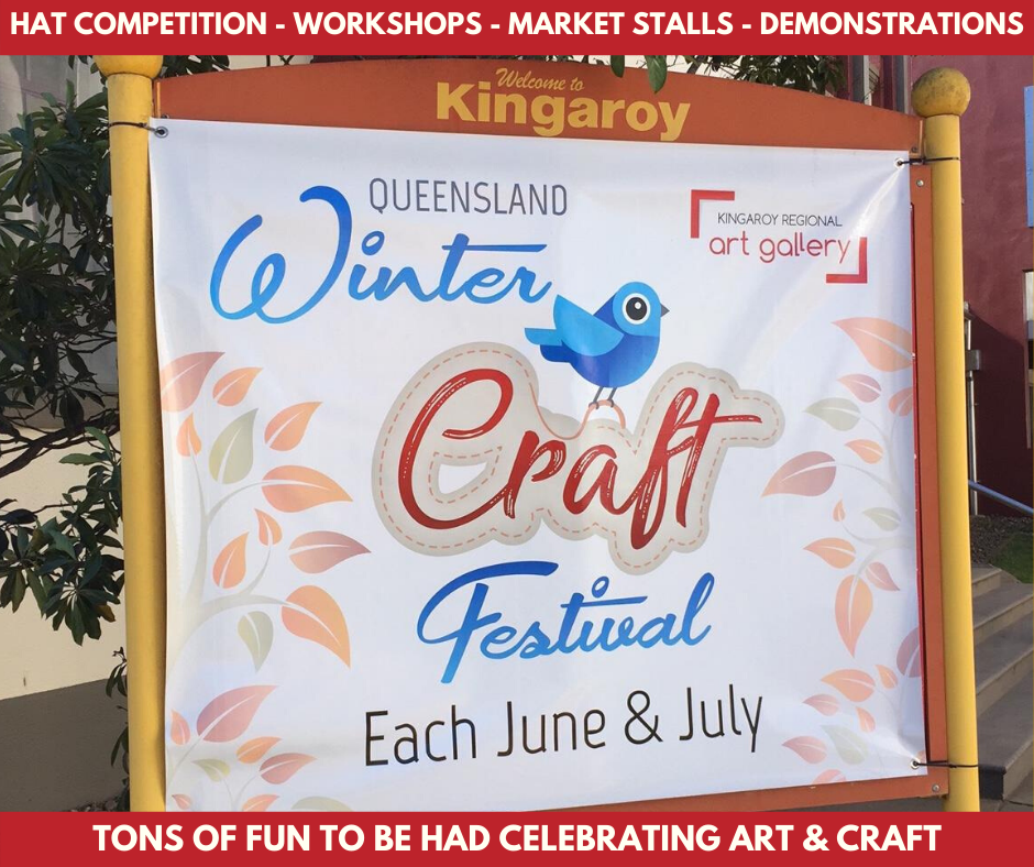 QLD Winter Craft Festival 2020