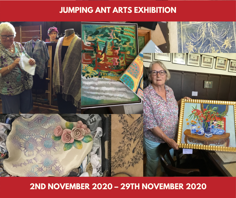 Jumping Ant Arts Exhibition