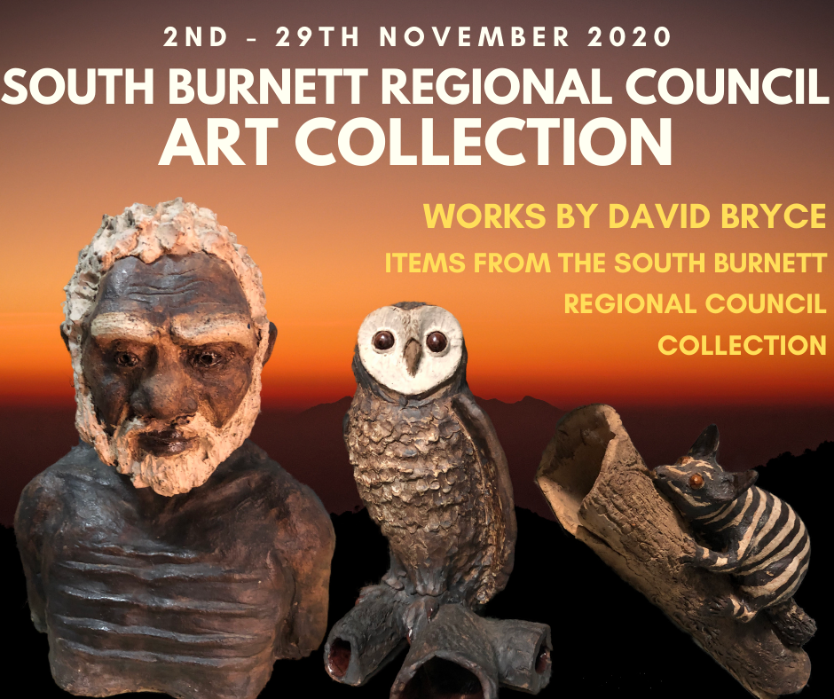 Selected items by David Bryce from the South Burnett Regional Council collection