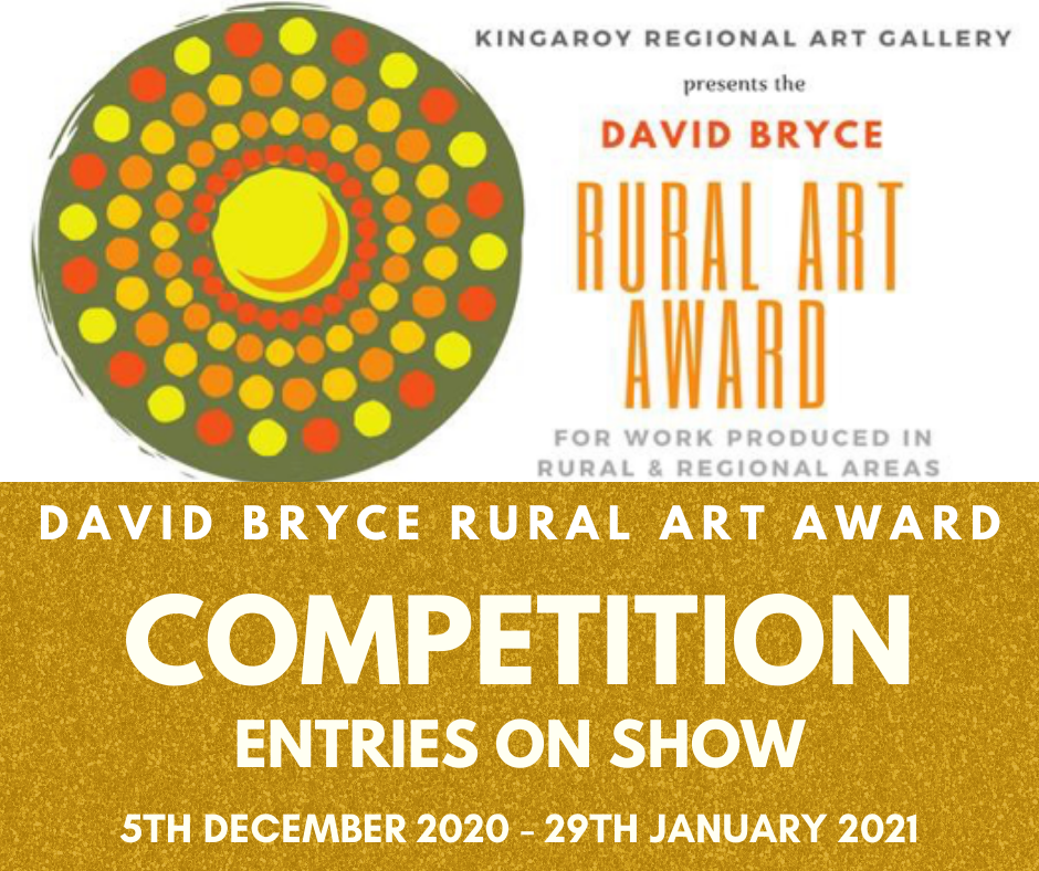 David Bryce Competition Entries on display!