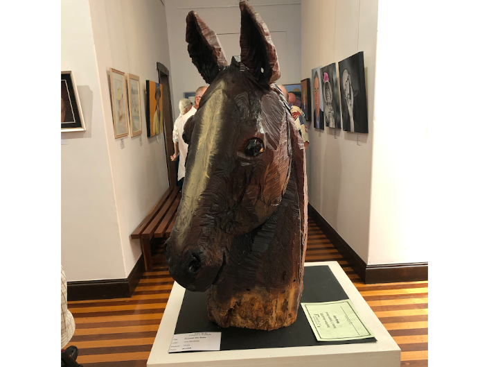 David Bryce Award 2020 - Category 3 - Sculpture