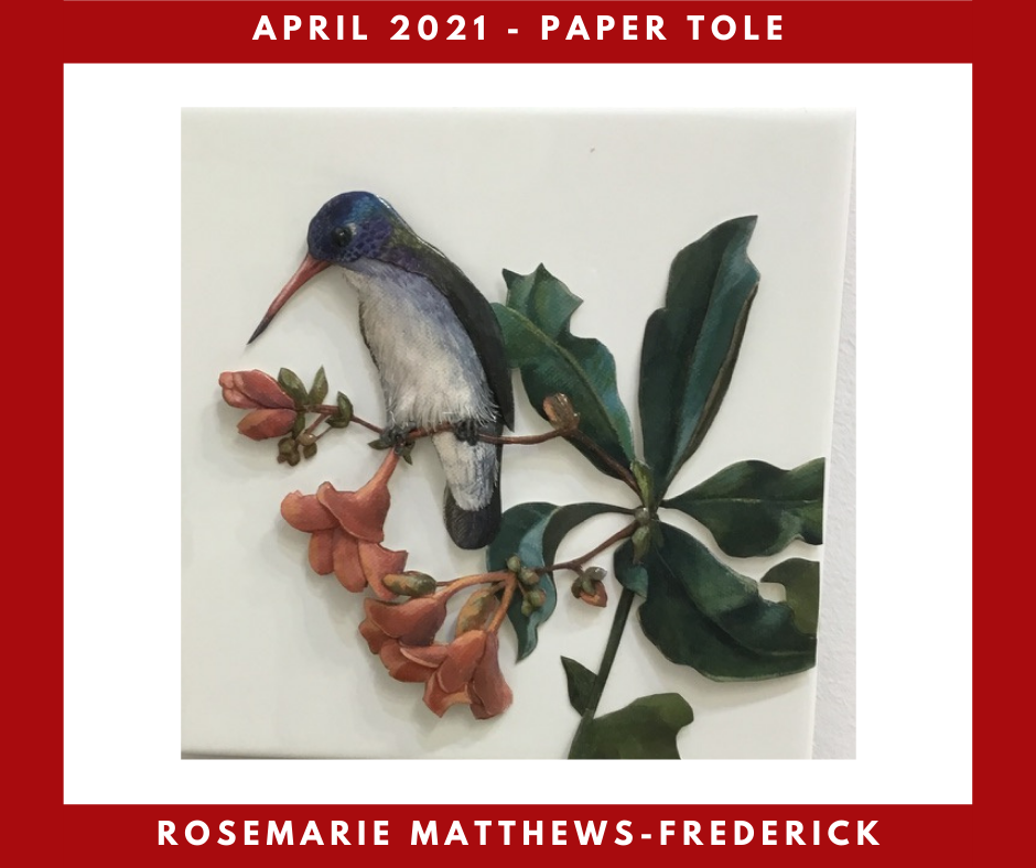 Rosemarie Matthews-Frederick