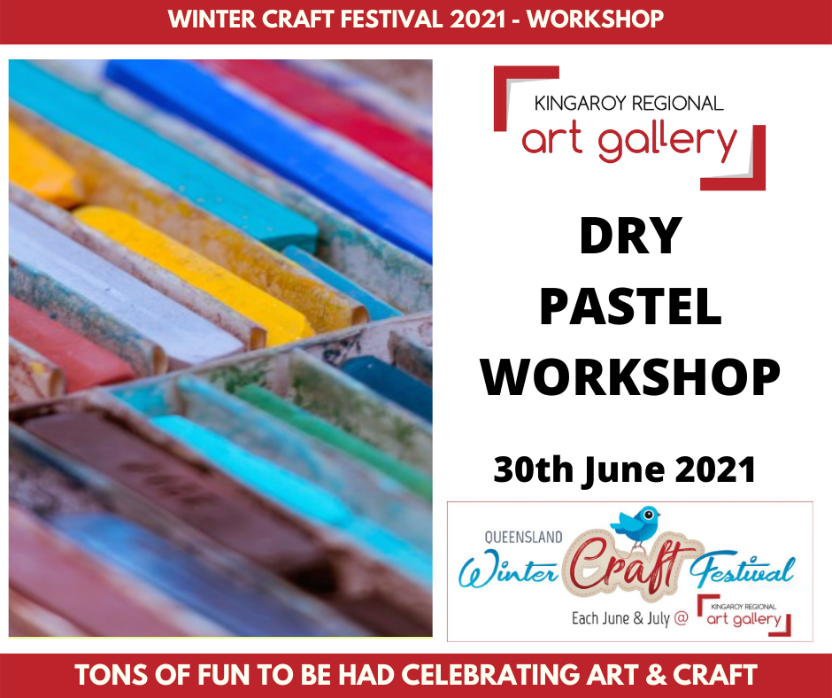 DRY PASTEL WORKSHOP 30th June 2021