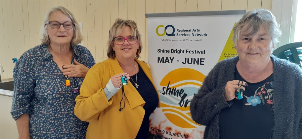 Dichroic Glass Workshop 2021 Sponsored by Shine Bright Festivals