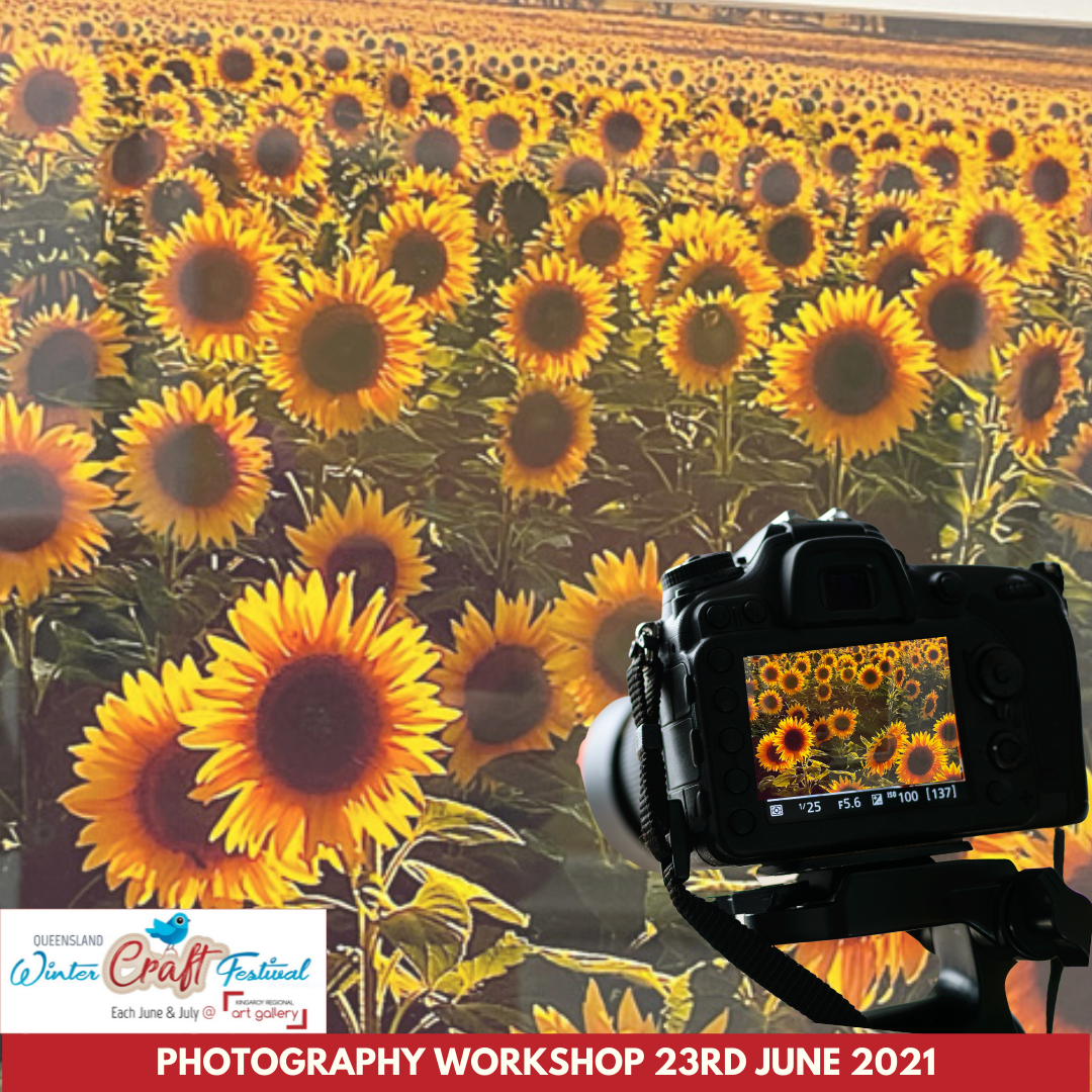 23rd June Photography Workshop with Max Walters