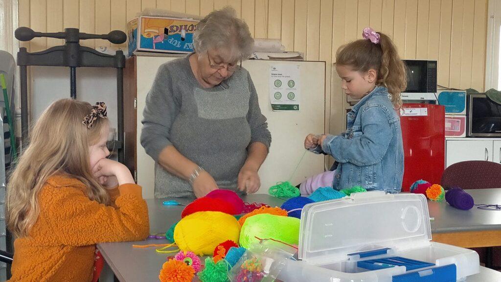 Kids Yarn Art Workshop 2021