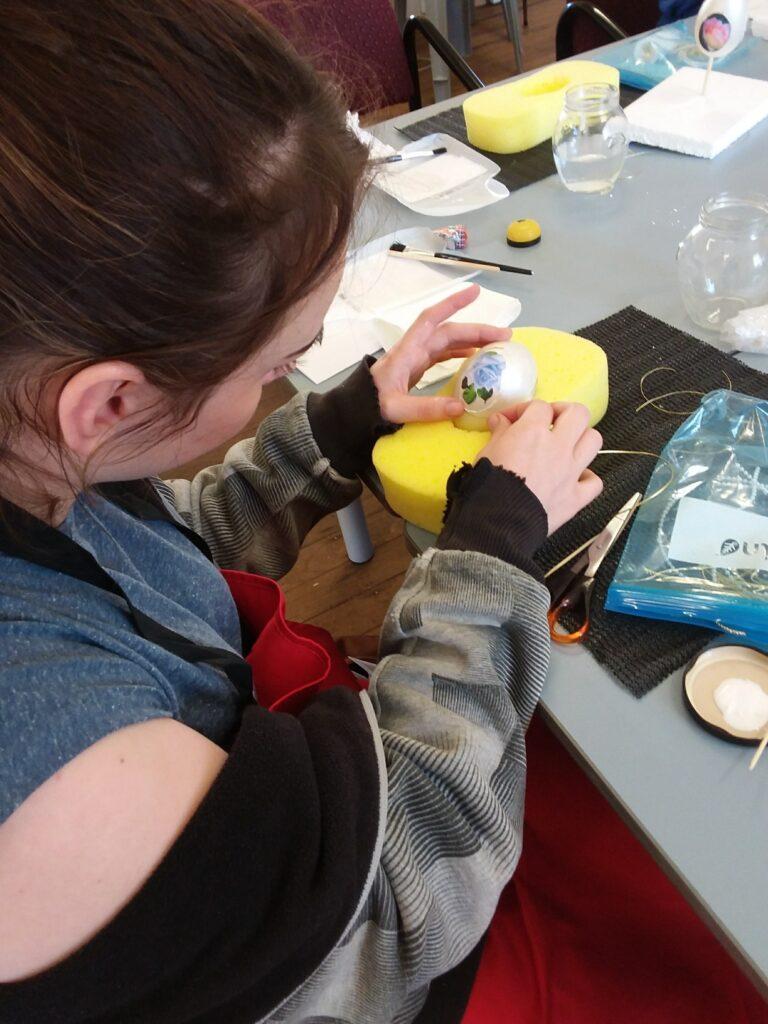 Faberge Egg Workshop 2021