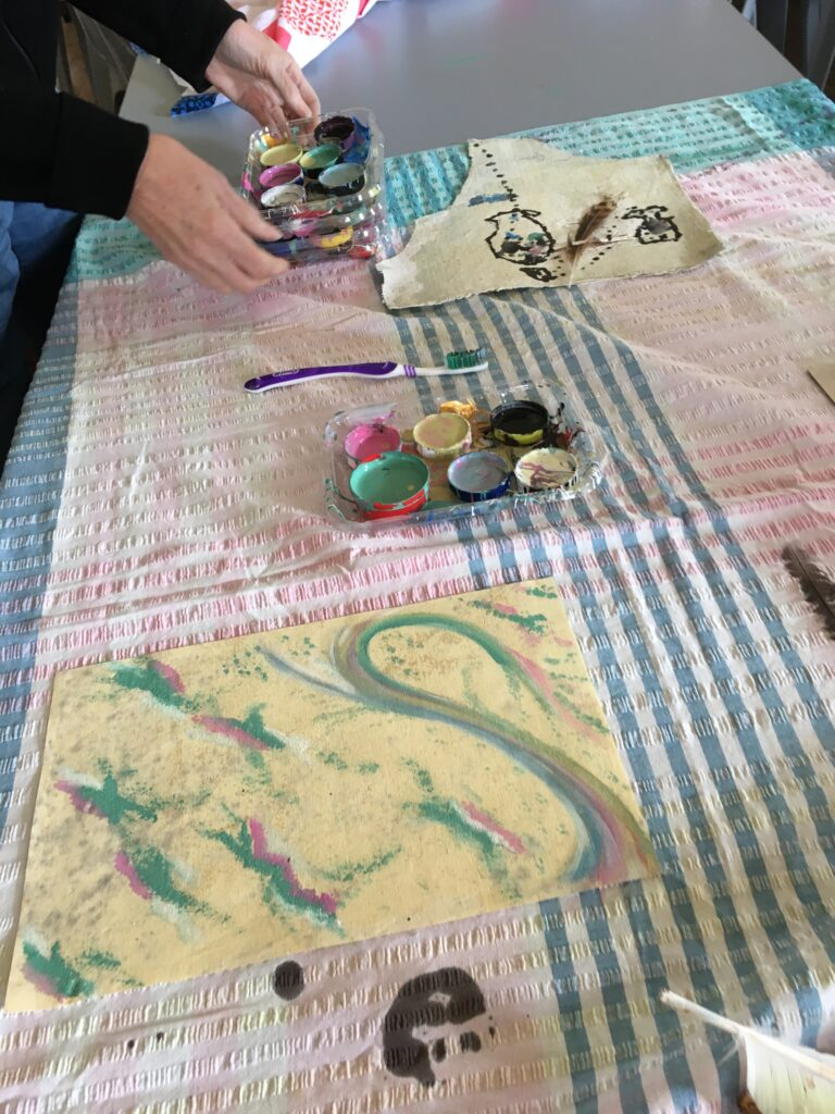 Fun With Acrylics Workshop 2021