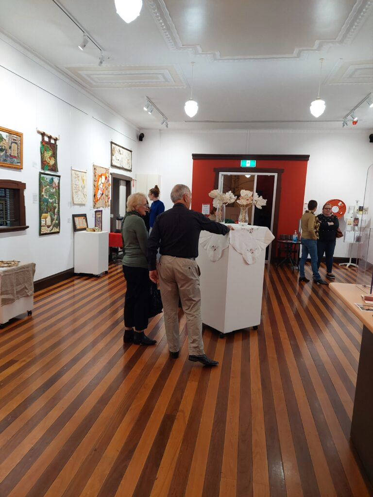 July Exhibition Opening Night 2021