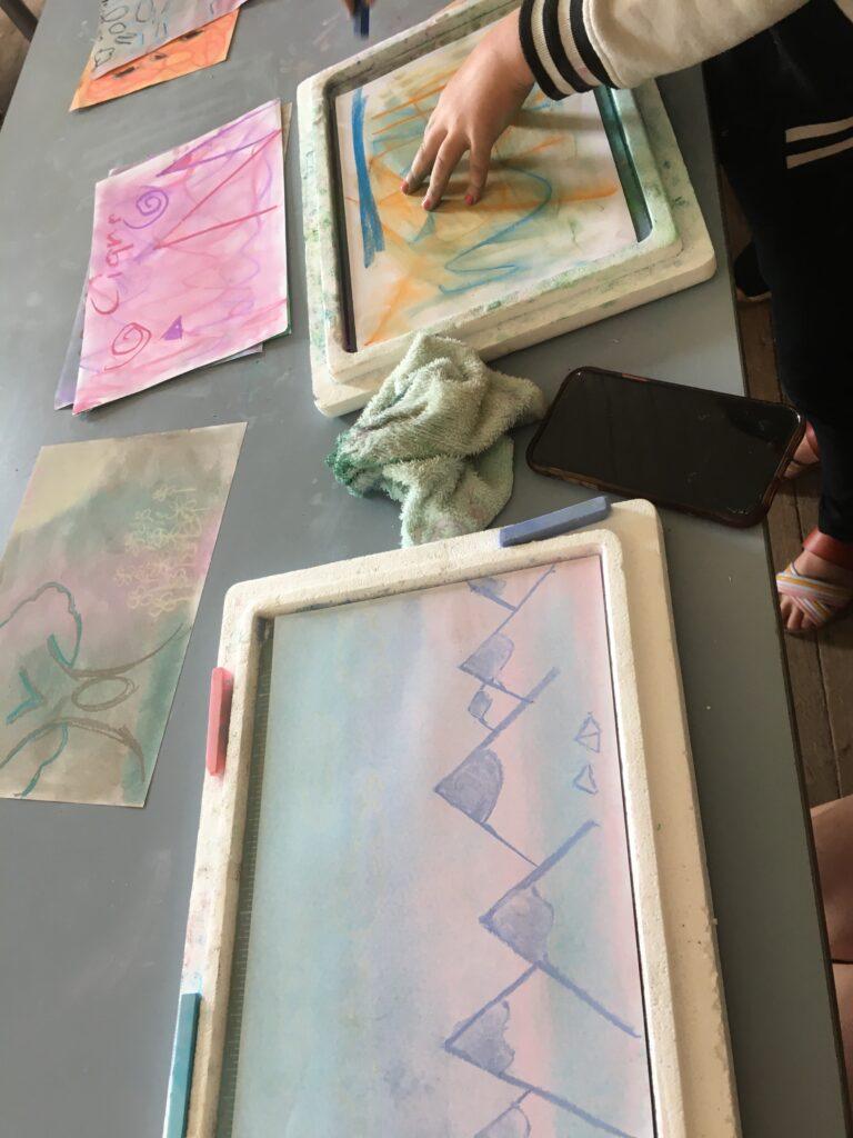 Pastel Workshop 2021